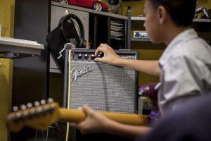 Best Practice Amp for Metal Music