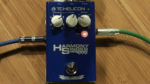 The 10 Best Vocal Harmonizer Pedals
