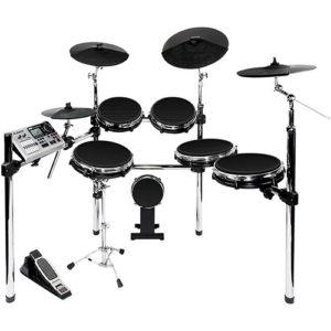 Alesis DM10X Mesh Studio Kit Ten-Piece Professional Electronic Drum Set