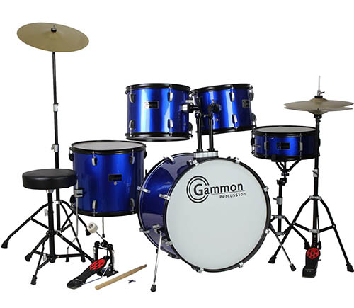 Best Cheap On The Budget Drum Sets Kits