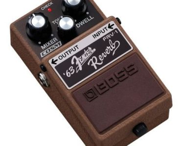The Best Spring Reverb Pedal