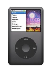 Best Portable Device for Audio Books - MP3 Player