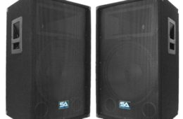 Best Passive PA Speakers