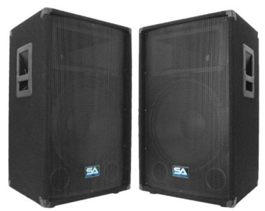 Best Passive PA Speakers