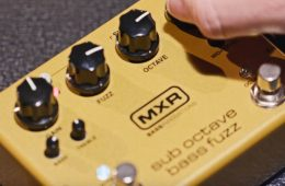 MXR M287 Sub Octave Bass Fuzz Review