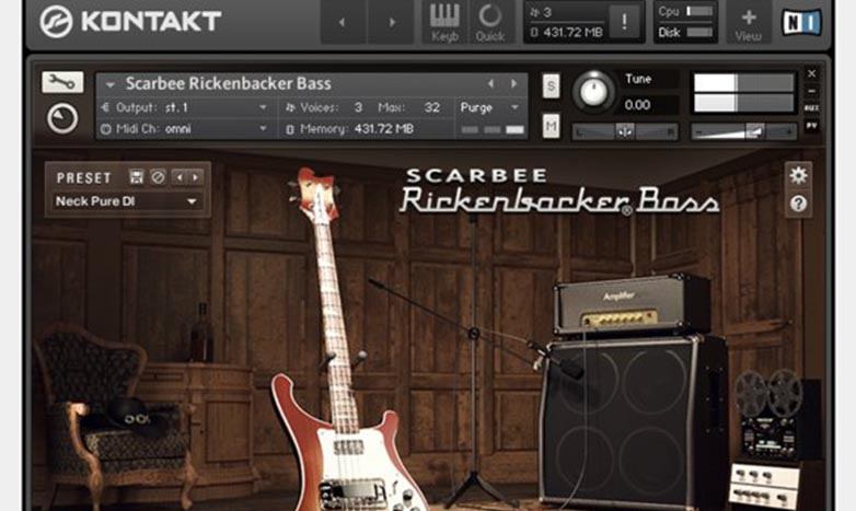 The best Rickenbacker Bass sound: