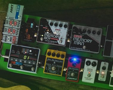 Bass Guitar Pedalboard how to setup one