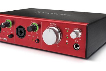 Focusrite Clarett 2Pre Review – Small but mighty