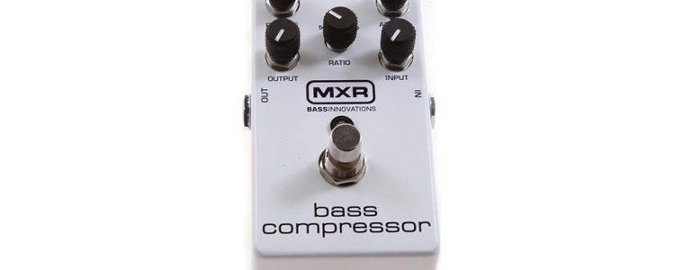 MXR M87 Bass Compressor - Complex Bass Compression Made Simple