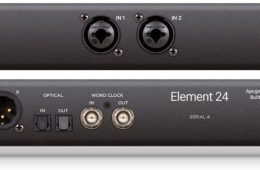 Apogee Element 24 Review - Two stage recording bliss