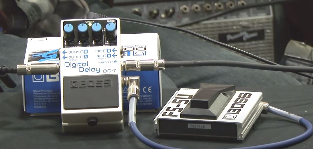 Boss DD-7 Bass Delay Review - Increased Modulation Delay on a Budget