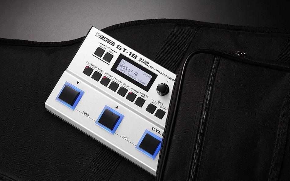 Boss GT-1B - The ultimate battery-powered tone machine