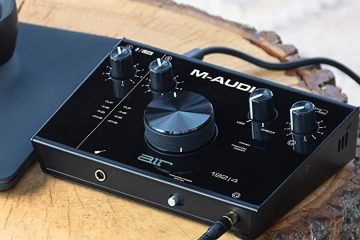 M-Audio AIR 192 4-Dynamic Sound Quality at Your Finger Tips