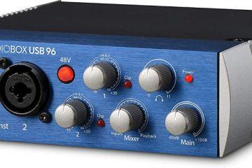 PreSonus AudioBox USB 96 Review (1)