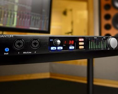 PreSonus QUANTUM Audio Interface - Simple Yet Effective (1)