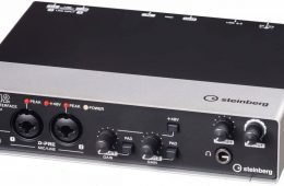 Steinberg UR242 Review - Hardware and Software Mix Well