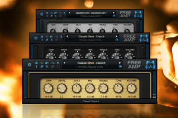 Blue Cat's Free Amp