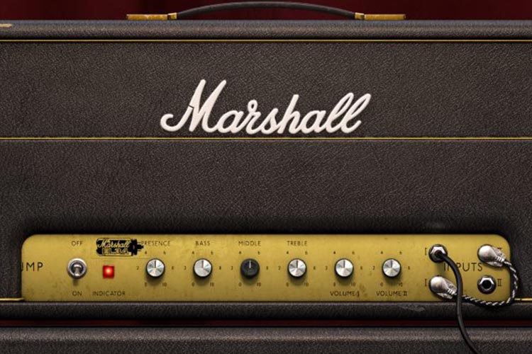 Marshall Plexi Super Lead 1959 guitar amp vst plugin